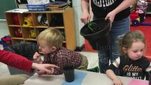 #EcoPoints...Kids Planting Magic Beans