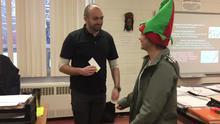 The Winner, Mr. Richard's Class