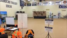 ECO-POINT ACTIVITY...MVHS Sportsman Show Highlights